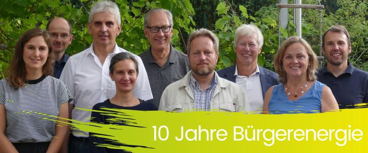 Bayerns Bürger:innen bringen die Energiewende voran