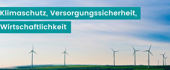 """Publikation """"100% Erneuerbare Energien für Deutschland bis 2030"""""""